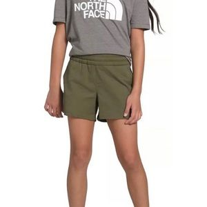 North face Girls Aphrodite shorts size Large